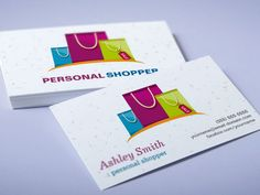 Fashion Consultant Personal Shopper Business Card created by CardHunter. This design is available on several paper types and is totally customizable. Fashion Business Cards, Business Cards Online, Unique Business Cards, Creative Business, Smudging, Paper Texture, Card Templates, Shopping Cards, Emoji