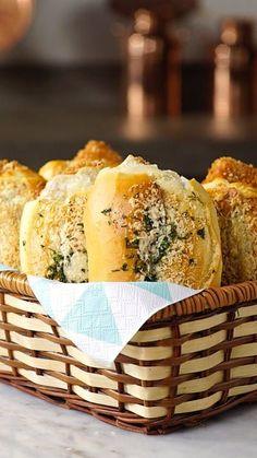 Aprenda a fazer o melhor pão de alho do mundo!