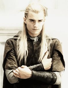 Orlando Bloom as Legolas and Lee Pace as Thranduil | Lee ...