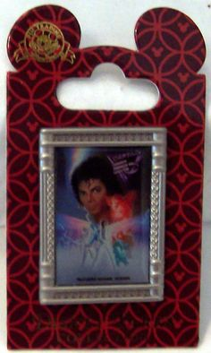 Disney Parks Collection Michael Jackson Captain EO Poster Frame Pin New On Card Disney Trading Pins, Disney Pins, Michael Jackson Merchandise, Michael Jackson Drawings, Beautiful Person, Love People, Great Artists, Disneyland, Mj