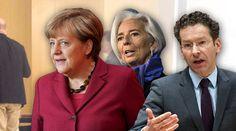Αυτό είναι το προσχέδιο της συμφωνίας Αθήνας – δανειστών