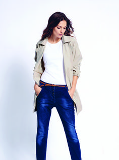 soyaconcept - jacket - coat - trenchcoat - t-shirt - blouse - pants - jeans - belt -