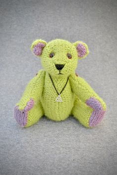 Is your house in need of a little personal home comfort? Could you use a  teddy bear accessory on your dreary office desk? Pagraig, a little  Scottish teddy bear, will add a relaxing touch to your  home decor and  make your living and working space a 'home'. Click through for more  photos and other teddy bear gifts.#newhome #teddybearaccessories  #teddybeardecor #handmadegift #knittedteddybear Teddy Bear Gifts, Teddy Bears, New Home Presents, Celtic Necklace, Knitted Teddy Bear, Unique Birthday Gifts, Chunky Wool, White Gift Boxes, Inspirational Gifts