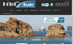 Hôtel de la Baie    Hôtel en Baie de Paimpol pour vos vacances ou étapes professionnelles - Ploubazlanec, Côtes-d'Armor, Bretagne