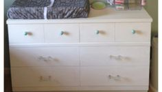 Changing Table Chest Of Drawers Preloved