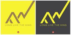 Long Live The King (King Rama 9) King King, King Rama 9, Long Live, Atari Logo, Logos, Logo