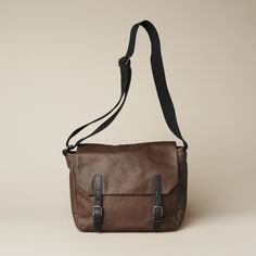 Ally Capellino Leather Satchel