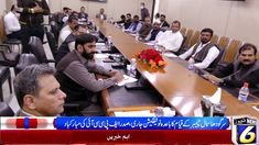 Sargodha Small Chamber of Commerce Delegation Visit's to Fpcci News 6, Chamber Of Commerce
