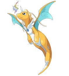 Unofficial Mega Dragonite fanart by AlouNea Pokemon Fusion Art, Pokemon Fan Art, Oc Pokemon, Pokemon Sketch, Pokemon Fake, Pokemon Eeveelutions, Pokemon Funny, Pokemon Memes, Dragonair