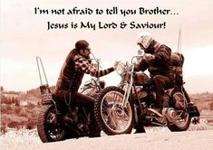 Christian Biker Brothers #harleydavidsonsoftailfatboy