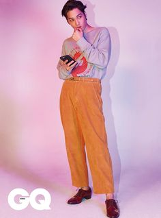 "#KAI @""GQ"" Korea Magazine [July.2018]"