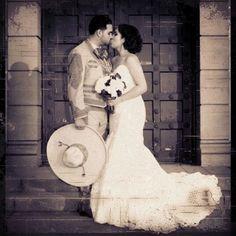 Charro. Mexican wedding. Elegant.