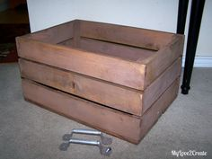 How to make a crate