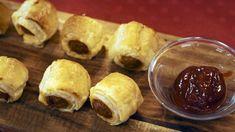 Dit zijn de gemakkelijkste worstenbroodjes ter wereld! | VTM Koken
