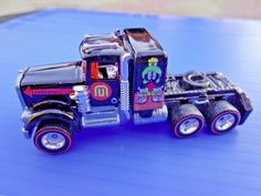 Hot Wheels REDLINE Kenworth W900 Limited Edition Real Riders #HotWheels
