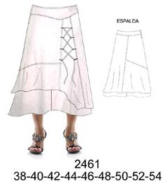 Faldas Rock, Midi Skirt, Sewing Patterns, Cool Outfits, Couture, Cool Stuff, Knitting, Inspiration, Printables