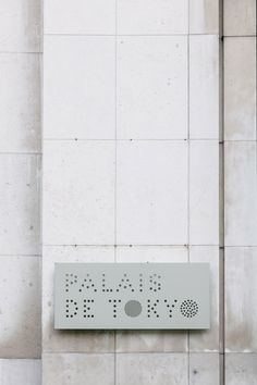 Palais de Tokyo, ParisFrom Cereal Volume 5Photo by Rich Stapleton