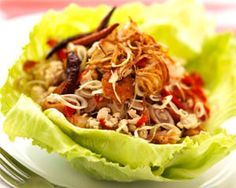 The FastDiet Cookbook Recipe: Lime Chicken Salad, Szechuan Style
