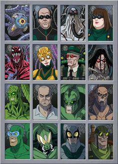 Marvel Venom, Marvel Art, Marvel Heroes, Spiderman Art, Amazing Spiderman, Marvel Villains, Marvel Characters, Comic Character, Character Design