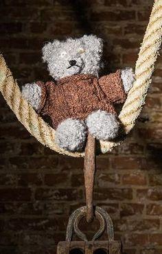 Teddy mit Pulli