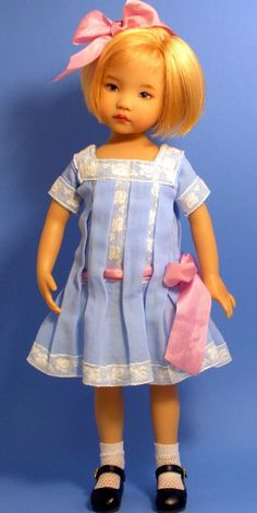 Dianna Effner Special Edition Vinyl Doll. by Kuwahidolls on Etsy