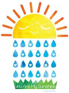 Sun Showers by *VampireJaku on deviantART