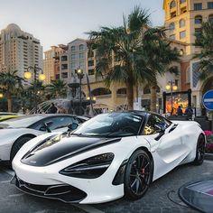 MCLAREN 720s #DubaiSupercars