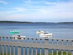 600 Feet of a Remarkable Ocean Front View, Working Water Front, PrivateVacation Rental in Milbridge from @HomeAway! #vacation #rental #travel #homeaway