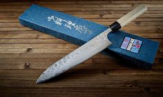 Masakage Shimo - Gyuto 210mm - #chefknife #masakage #japanese #gyuto #cooking #kitchen