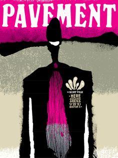 Pavement + Kurt Vile opening, Boston, September 2010