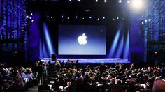 Ik heb deze afbeelding gekozen bij het begrip corporate communicatie, omdat Apple heeft z'n grote reputatie en dit event heeft z'n grote opkomst en iedereen wereldwijd zet haast een livestream aan van dit event. En ze zetten dit niet voor niets online, want ze weten dat mensen gaan kijken, anders zouden het niet online zetten. Mensen gaan kijken en denken dit is interessant en ik zou die telefoon willen proberen. En dat is goed voor de reputatie van Apple, dus Corporate.