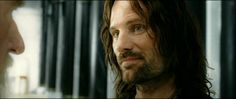 Viggo Mortensen as Aragorn in Lord of the Rings: The Return of the King