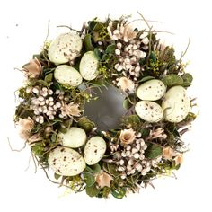 just like on my front door :) Easter Wreaths, Christmas Wreaths, Christmas Decorations, Holiday Decor, Decor Crafts, Diy And Crafts, Easter Flowers, Front Door Decor, Summer Wreath