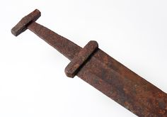 A Viking sword from Lesja - Museum of Cultural History