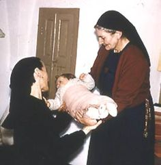 Little Sister Magdeleine in 1967 in Russia.