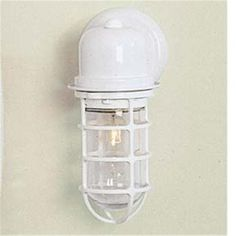 Lighthouse Wall Sconce White