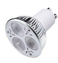 MUNDOLUX  PROFESIONALES: LAMPARA LED GU10 3x1 W