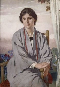 Adolphe Valette 1918, May Aimee Smith