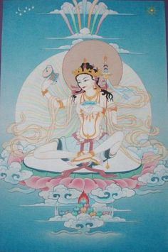 Yeshe tsogyal the great yogini and mystic writer the rainbow body dakini niguma this variety of desirous and hateful thoughts that strands us in the ocean fandeluxe Image collections