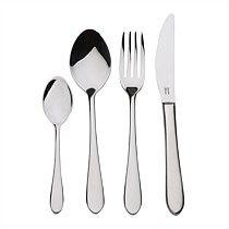 Jamie Oliver 16 Piece Cutlery Set Everyday Cutlery, Dessert Spoons, Cutlery Set, Jamie Oliver, Knife Sets, Dining, Tableware, Caravan, Steak