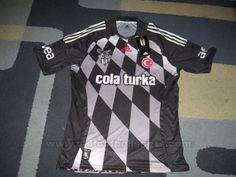 Besiktas football shirt 2009 - 2010