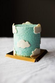 *cloud cake..nom nom