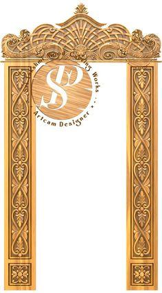 Single Door Design, Single Floor House Design, Door Gate Design, Room Door Design, Wooden Front Doors, Pooja Rooms, Main Door, Room Doors, Single Doors