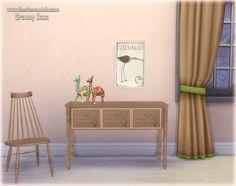 Мастерская Sims 4 Бабушки Зазы - Страница 2 - Форум - The Sims Models
