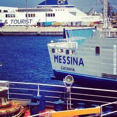 Messina harbor, Sicily, Italy. ORIGINS ITALY www.originsitaly.com #originsitaly #italy #italia #italian #sicilia #sicily #sicilian #italianamerican #harbor #boat #ship #ocean #sea #genealogy #genealogia #familyhistory #vacation #travel #instaitalia #messina