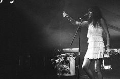Flickr / joseonederkid. Florence and the Machine.