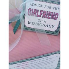 Missionary Gift - Girlfriend