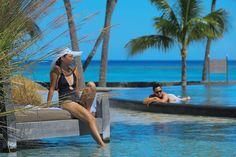 Mauritius honeymoon at Trou aux Biches
