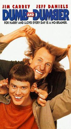 Dumb and Dumber Movie - a classic jim carrey movie