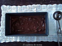 Helado casero de Plátano de Canarias y Chocolate ¿no te apetece probarlo? http://elcuadernoderecetas.blogspot.com.es/2014/09/helado-de-platano-y-chocolate-sin-azucar.html#more